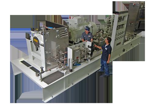 Sundyne BMC 單段離心式氣體壓縮機