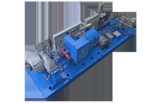 Sundyne Pinnacle LF2X80 多段離心式氣體壓縮機