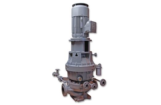 Sundyne LMC 直立式單段離心式氣體壓縮機