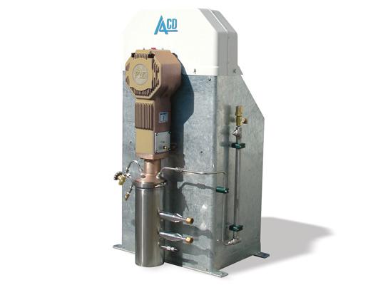 ACD P2K pump