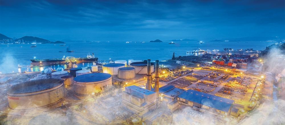 蒸發器應用-天然氣接收站 LNG Terminal