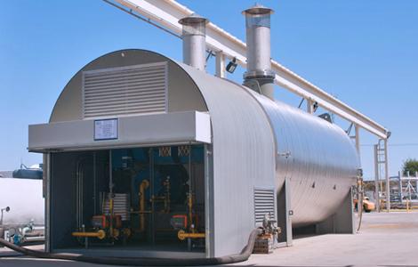 Cryoquip 水浴式蒸發器